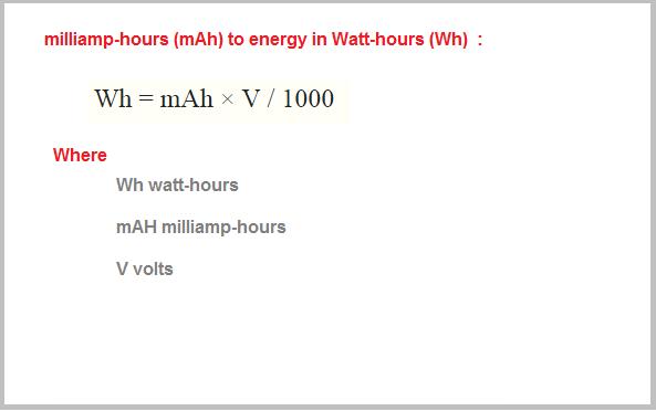 🔋 battery amp-hour, watt-hour and c rating tutorial youtube.