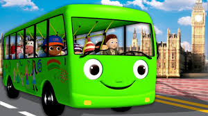 Wheels On The Bus Poem Lyrics EN